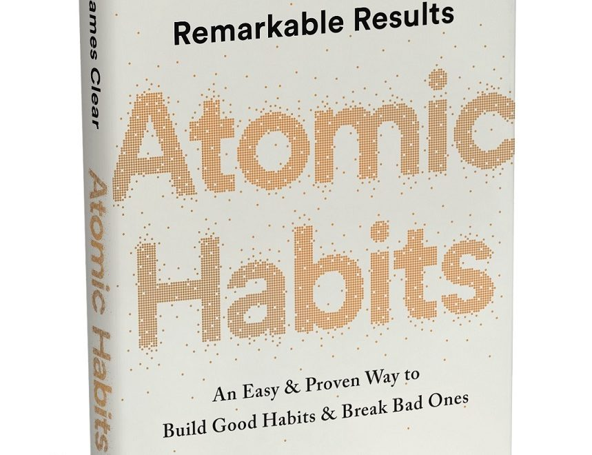 January Read: Atomic Habits by James Clear